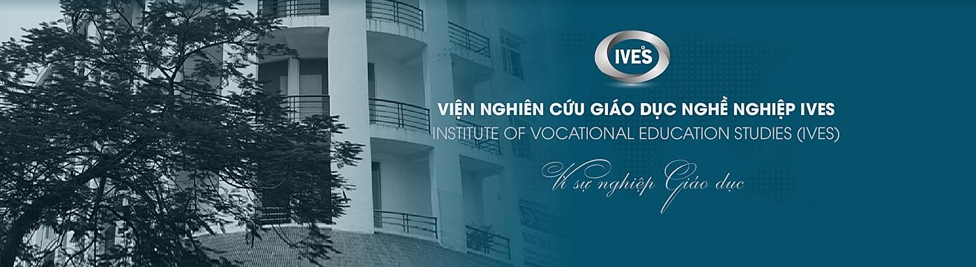 Banner trang chủ Tiếng Việt - Viện nghiên cứu giáo dục nghề nghiệp Ives