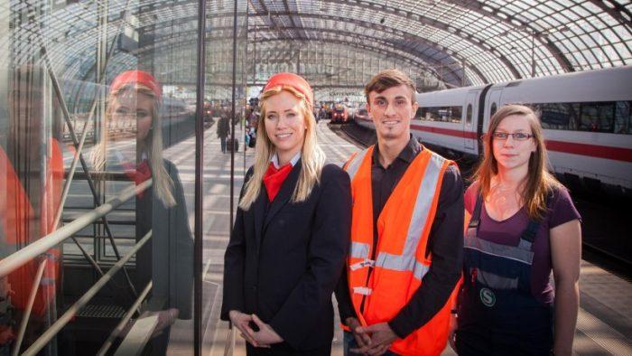 Giới thiệu về việc học nghề nhân viên đường sắt tại Đức - Viện nghiên cứu  giáo dục nghề nghiệp Ives