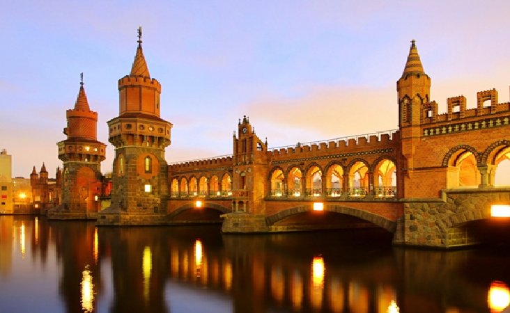 Berlin - Được xem là thủ phủ văn hóa, kinh tế, chính trị của nước Đức