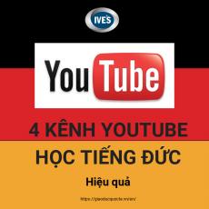 youtube học tiếng đức